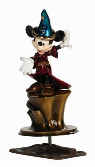 Sorcerer Mickey 15-Year Service Award Foundry Sample.