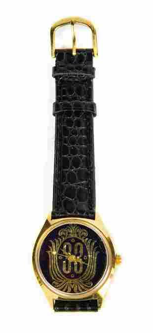 Club 33 Prototype Logo Watch.