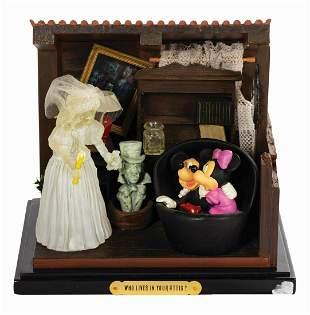Haunted Mansion Happy Haunts Bride Figure.