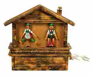 Pinocchio Electronic Puppet Theater.