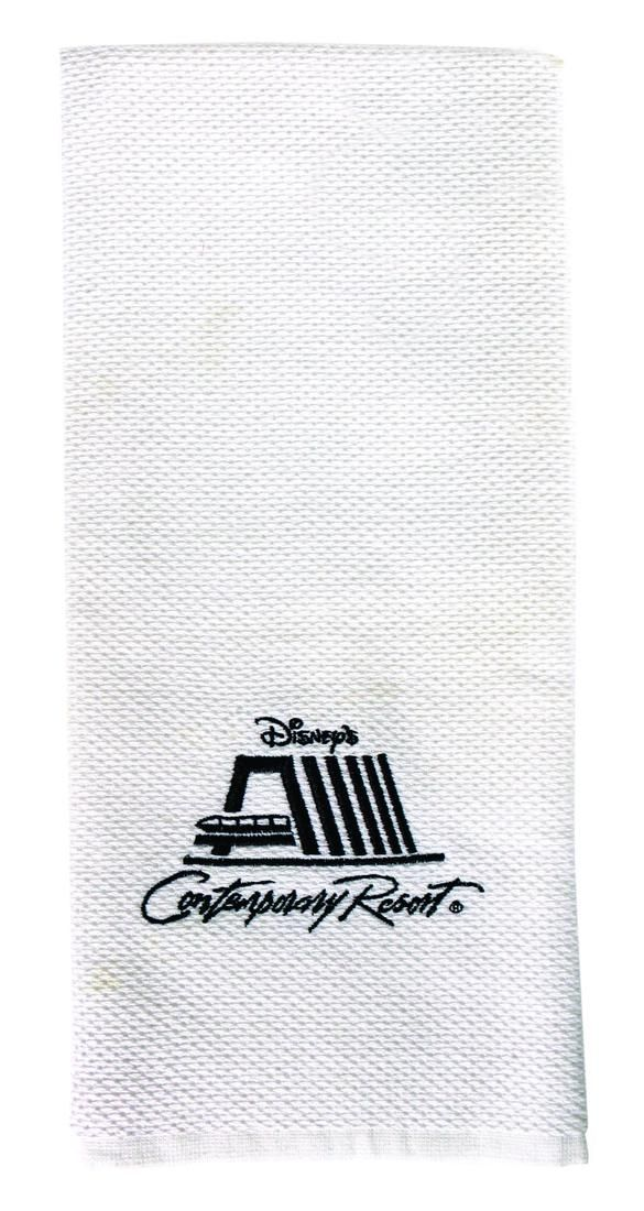Contemporary Resort Hand Towel.