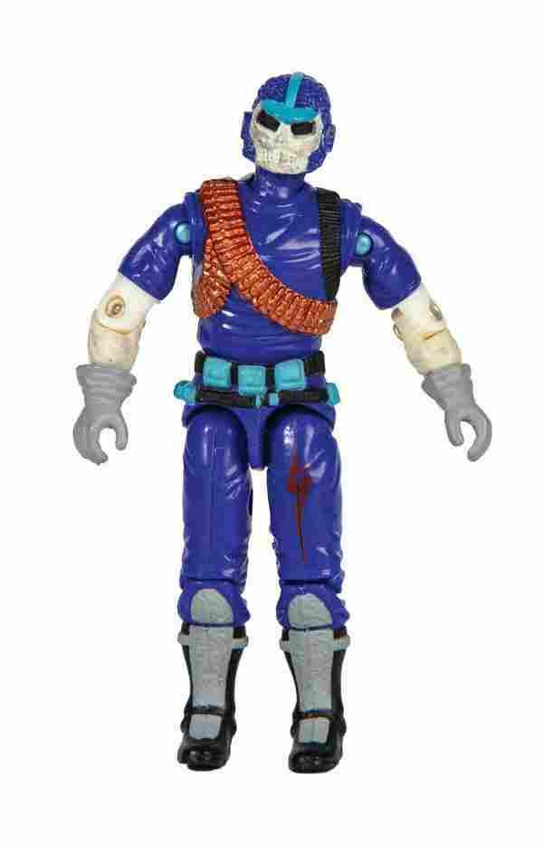 Skull Buster VSP G.I. Joe Action Figure.