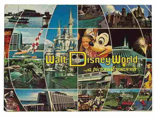 Walt Disney World… a Pictorial Souvenir Booklet.