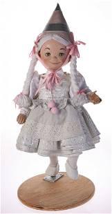 """It's A Small World"" Audio-Animatronic Doll."