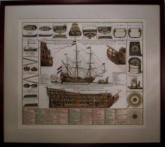 4022: Belgian Ship, Navigation and Boat Detail
