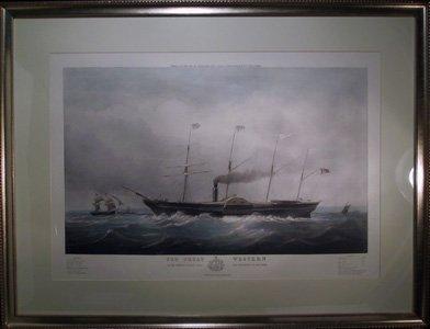 4238: Joseph Walter, Great Western, Ship 1969