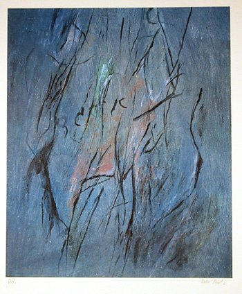 24: Ben Aritz, Signed & Numbered Print, Abstract
