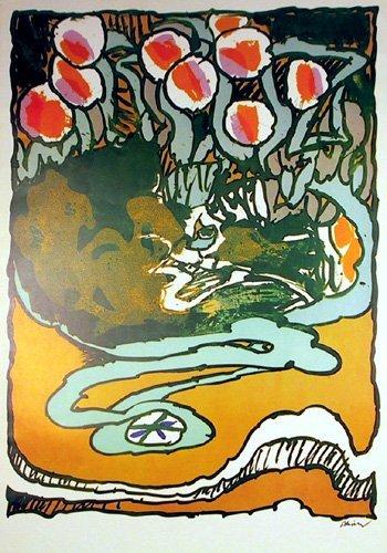 2679: Pierre Alechinsky Vintage Poster