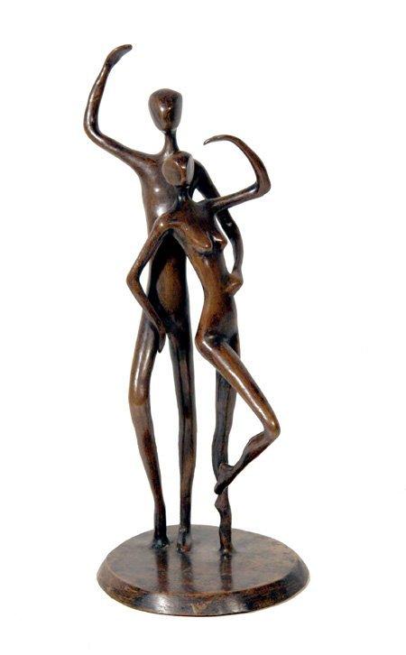 2681: Almanzor Bronze Sculpture, Danza