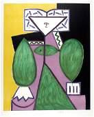2969B: Pablo Picasso Estate Lithograph