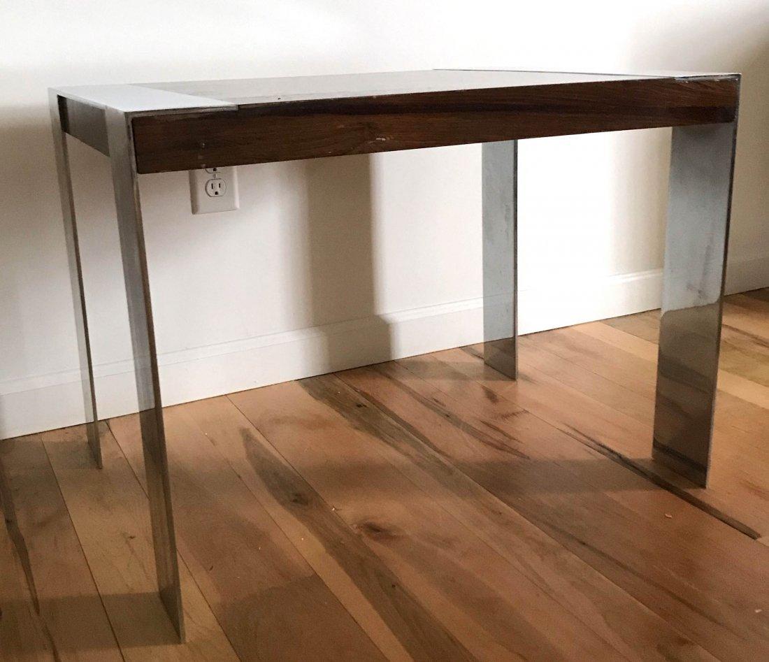 MCM Milo Baughman Rosewood Flat Bar Table - Thayer Cog - 3
