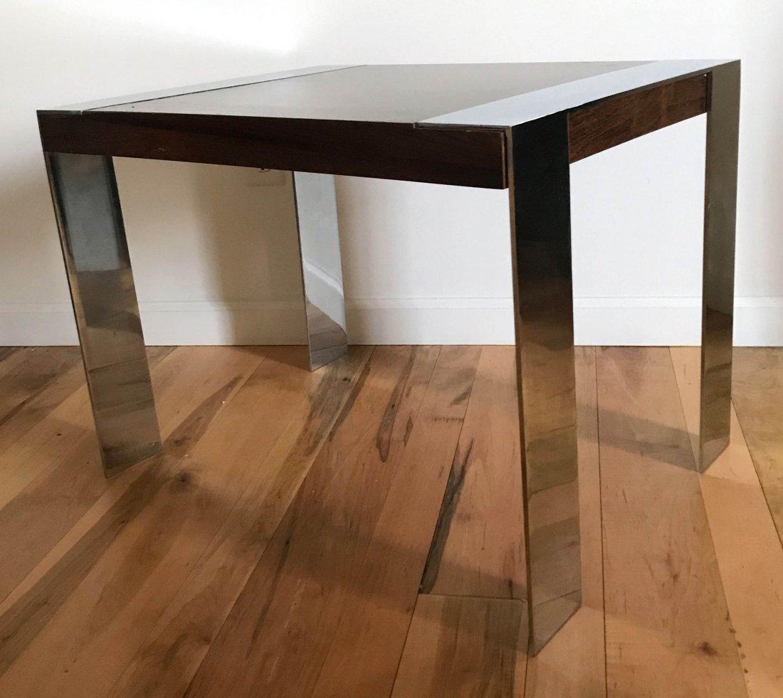 MCM Milo Baughman Rosewood Flat Bar Table - Thayer Cog - 6