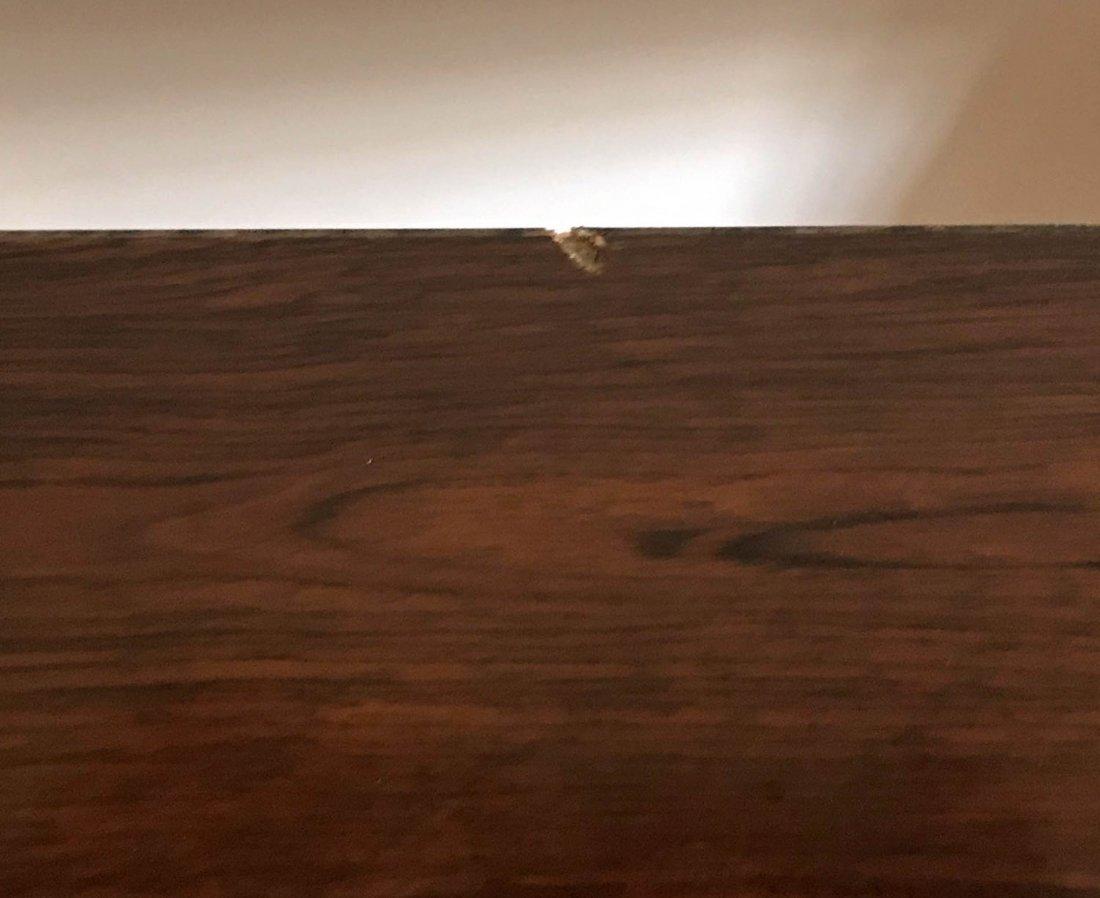 MCM Milo Baughman Rosewood Flat Bar Table - Thayer Cog - 8