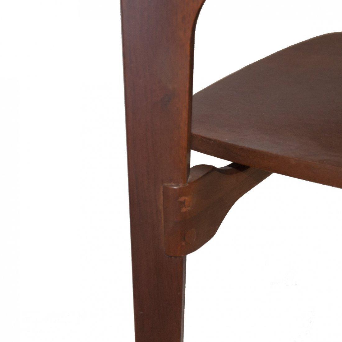 MCM Italian Bertha Schaefer Modern Side Table 1950 - 10