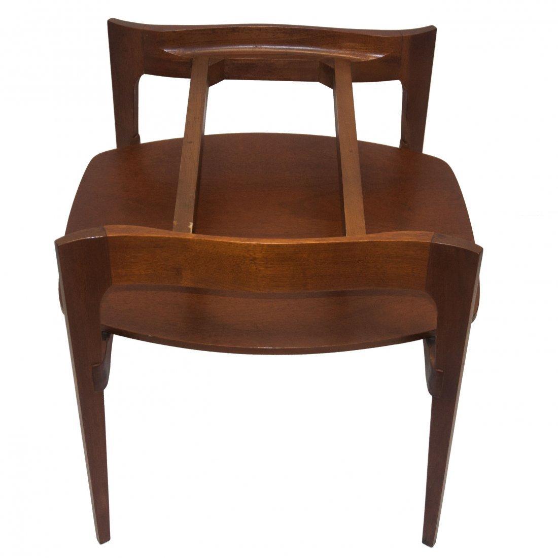 MCM Italian Bertha Schaefer Modern Side Table 1950 - 6