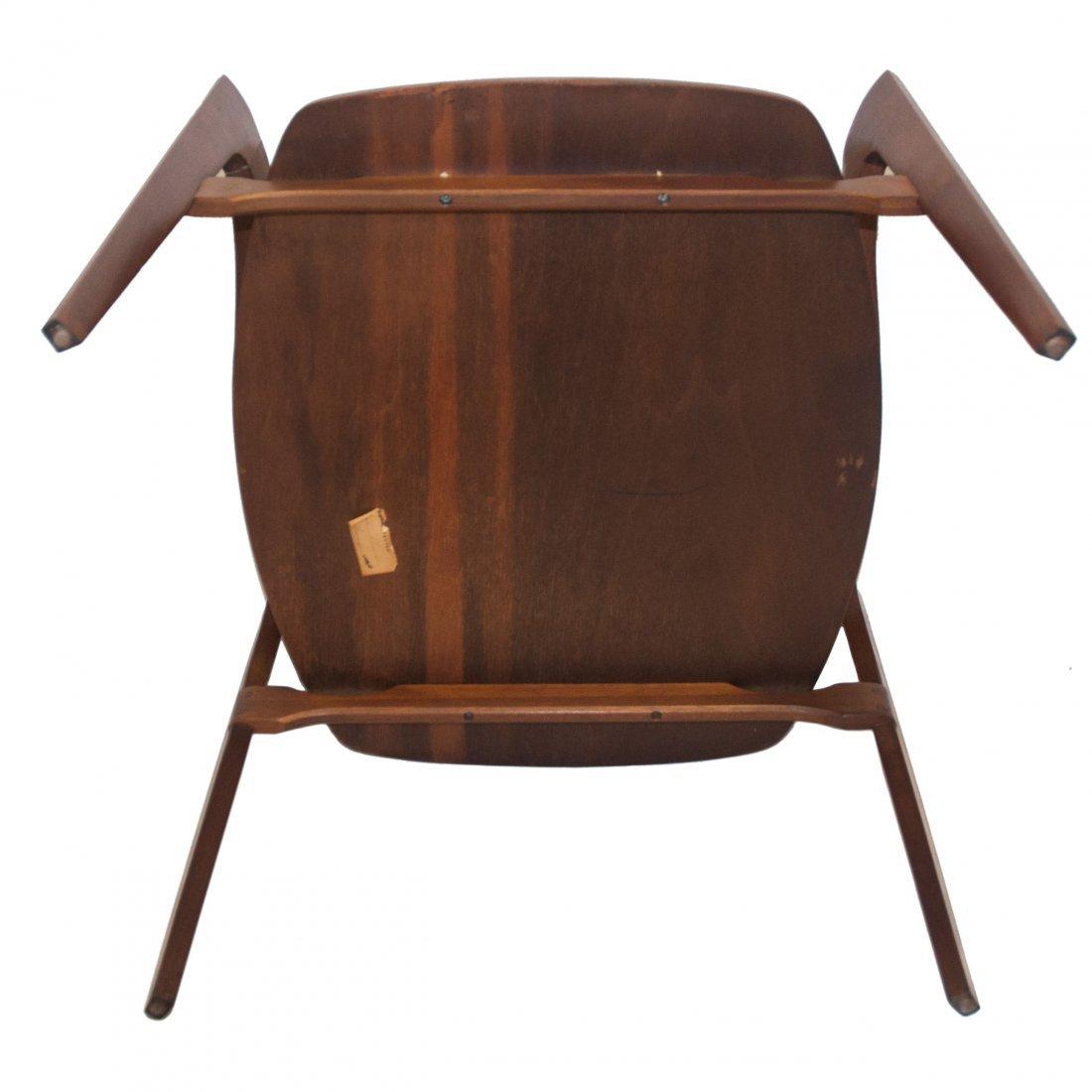 MCM Italian Bertha Schaefer Modern Side Table 1950 - 8