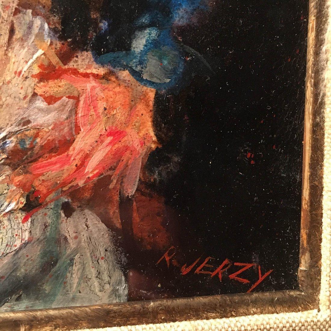Original Oil Painting by American Artist Richard Jerzy - 3