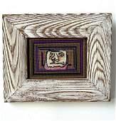 Folk Art Needlepoint by David E. Bell