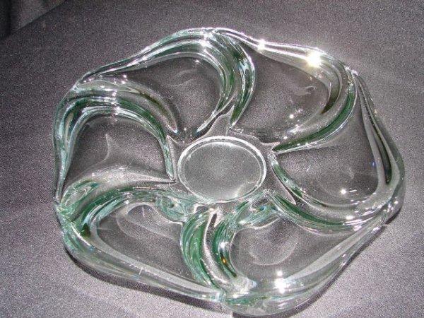 6: Lead crystal bowl