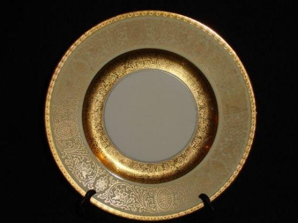 16: 6 Pickard china plates