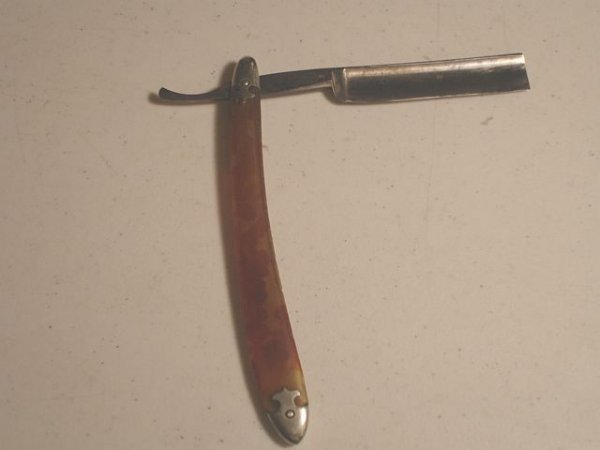 5: Straight Razor for F A Clauberg by Tonsorial Gem