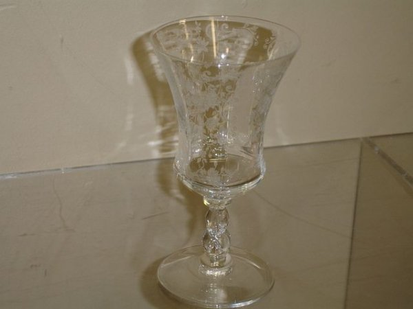 20: 8 Cambridge Chantilly #3625 Juice Glass