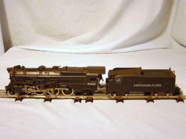 67: American Flyer Steam Locomotive Mountaineer K5423T