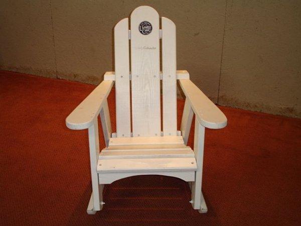 176: Child's Adirondack Uwharrie Chair by Bob Timberlak