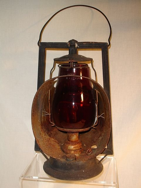 233: Dietz Acme Inspector Lamp Railroad Lantern