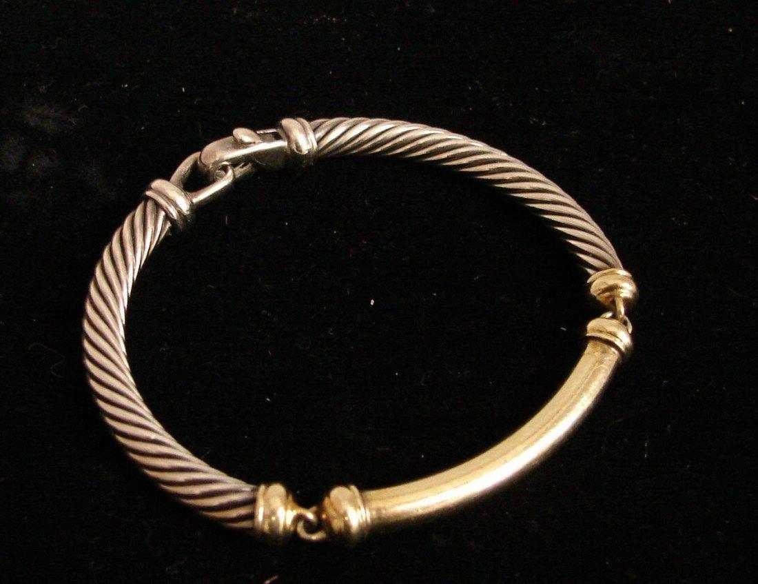 165: David Yurman bracelet