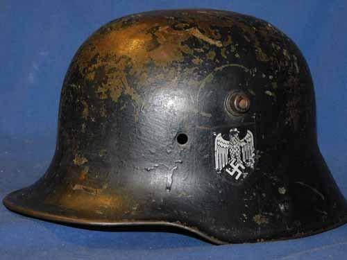 Nazi Helmet