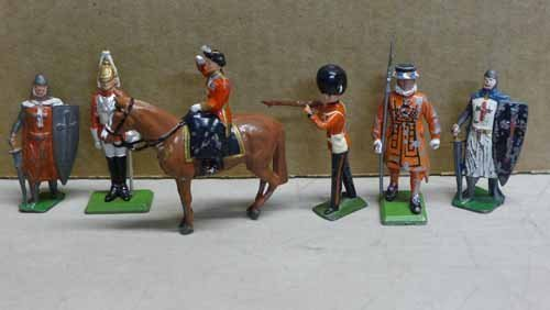 Collection of 29 lead toy soldiers - 2