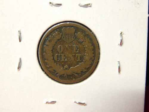 1877 Indian Head penny - Key date in series! - 2