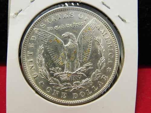 1889 Morgan Silver Dollar UNC - 2