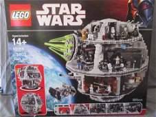Star Wars Lego Death Star