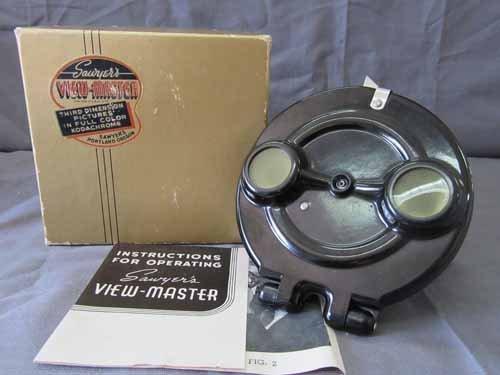 1940's Sawyers View Master