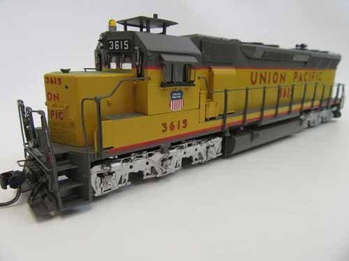 Overland Models, Inc.  Brass Train