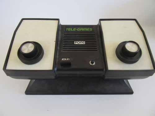 Atari Sears Tele-Games Electronic Games Pong - 2