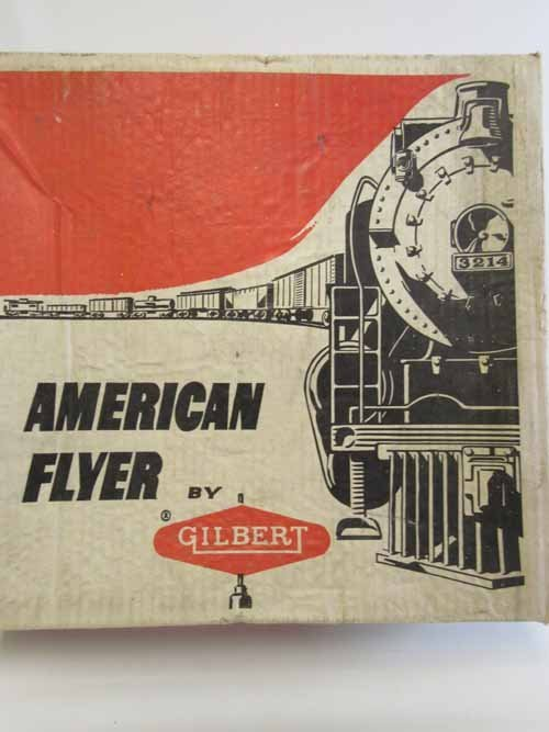 American Flyer by Gilbert Train Set No. 20470