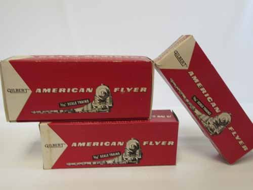 American Flyer by Gilbert Train Set No. 20470 - 5