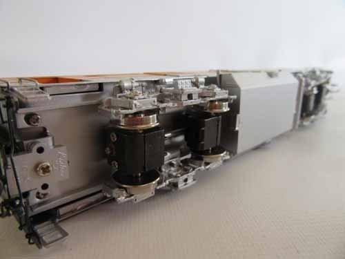 Brass Model Train by Cascade Models - 5