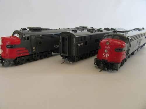 Challenger Imports Brass Train
