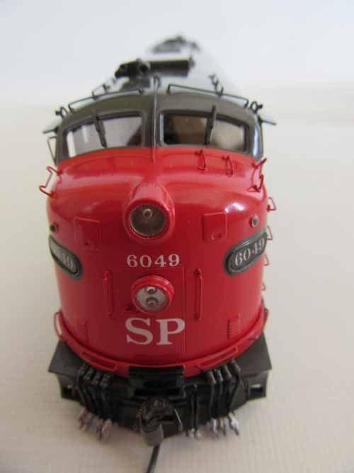 Challenger Imports Brass Train - 2