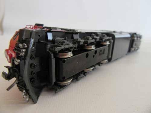 Challenger Imports Brass Train - 3