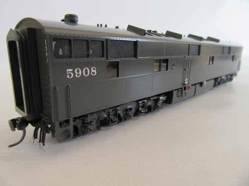 Challenger Imports Brass Train - 4