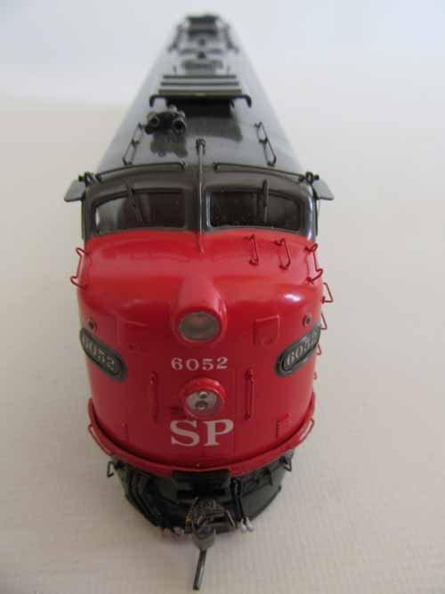 Challenger Imports Brass Train - 7