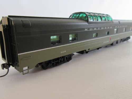 Oriental Limited Brass Train