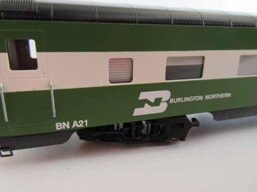 Oriental Limited Brass Train - 5