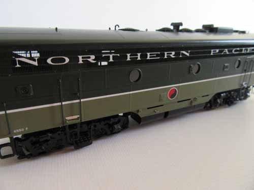 Division Point Brass Train - 4