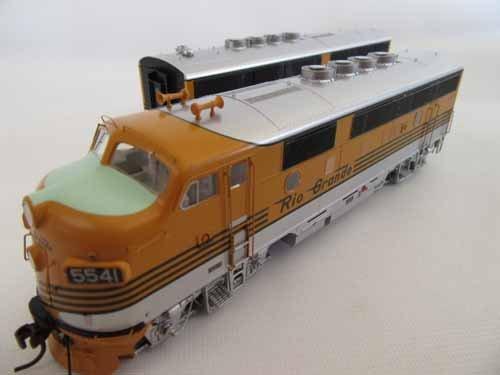 Genesis Brass Train